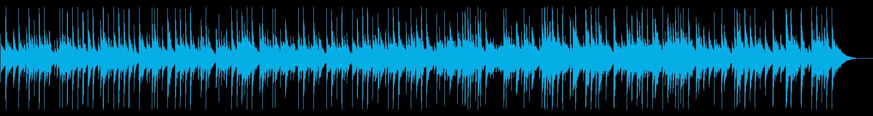 ✡不思議な話に合いそうな✡オルゴール★Dの再生済みの波形