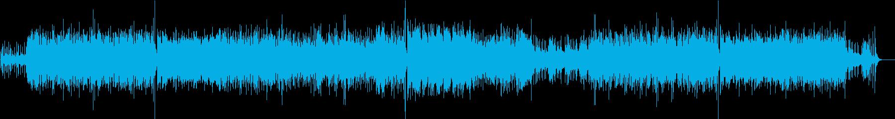 ピアノ&エレクトロニカ 印象的な旋律の再生済みの波形