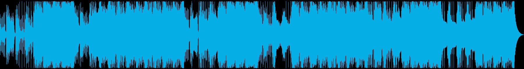 レトロ 神経質 厳Sol ファンタ...の再生済みの波形