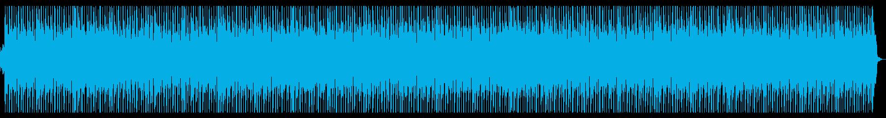 ちょっぴり寒い冬のよりそい系ビートの再生済みの波形