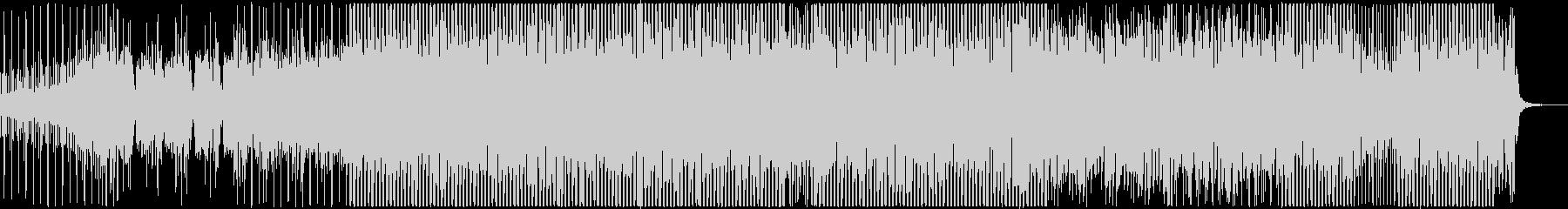 【歌】和楽器使用女性英詩ボーカルポップスの未再生の波形