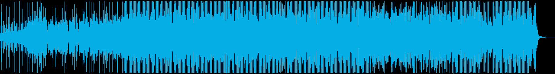 【歌】和楽器使用女性英詩ボーカルポップスの再生済みの波形