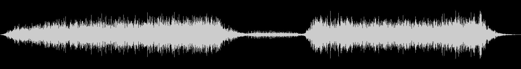 大型のマコウ:INT:2つの呼び出...の未再生の波形