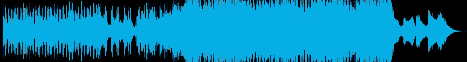 クールなゲーム用 の再生済みの波形