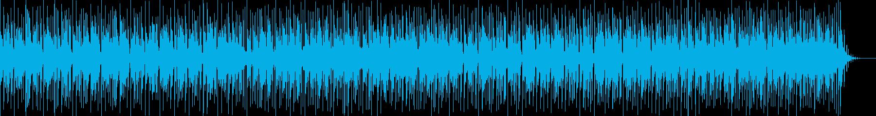 少しサスペンス感のあるダークトラッ...の再生済みの波形