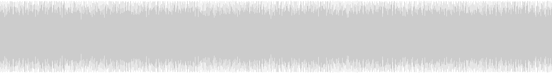 Spiralの未再生の波形
