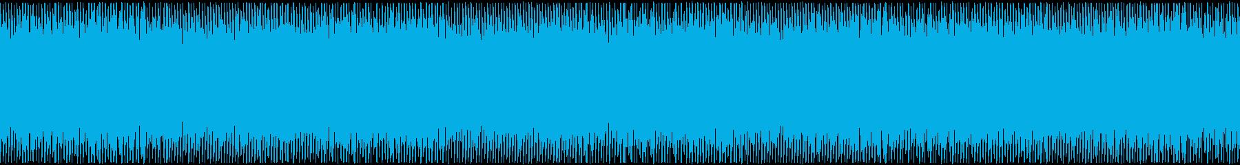 Spiralの再生済みの波形