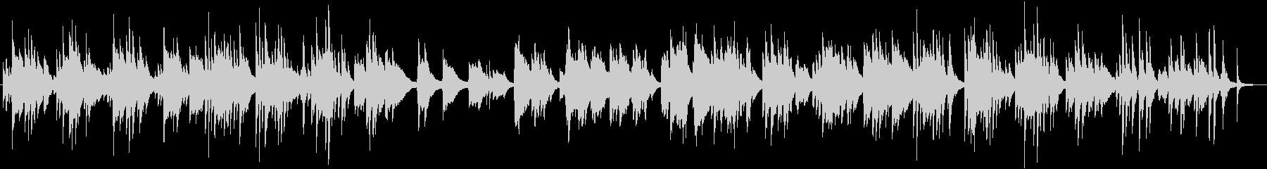 ピアノソロ ダニーボーイ 童謡 癒し系の未再生の波形
