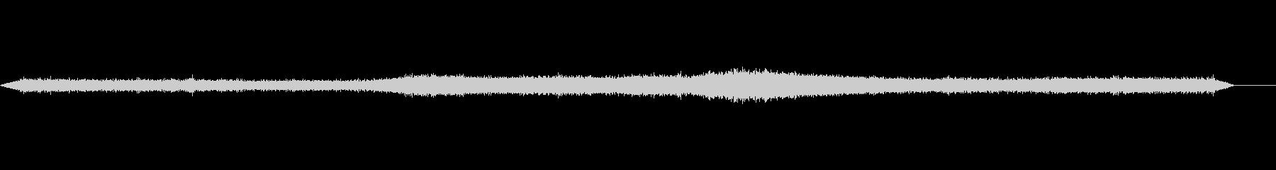 ストーンブリッジ風の未再生の波形