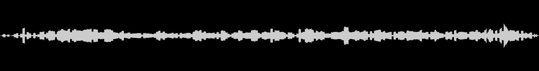 ランダム:中高ピッチ、コンピュータ...の未再生の波形
