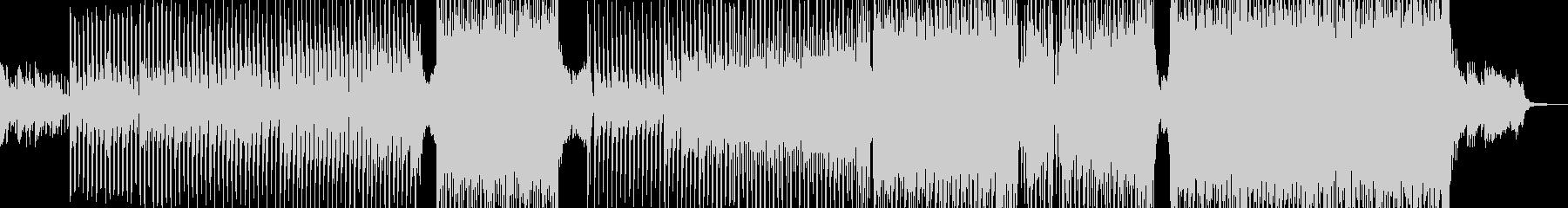 希望・涙を笑顔に テクノ・ピアノ無 Sの未再生の波形