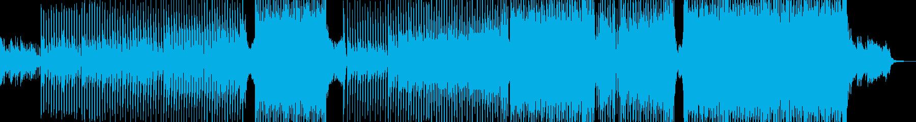 希望・涙を笑顔に テクノ・ピアノ無 Sの再生済みの波形