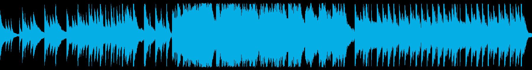 日出づる国の夜明け 和風尺八 ループ仕様の再生済みの波形