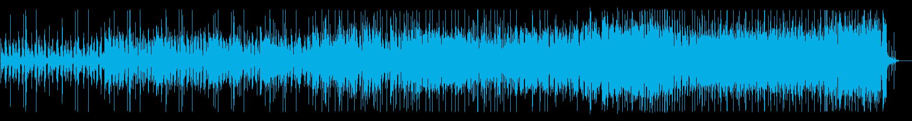 魔法使いの実験室 ヘンテコ不思議なBGMの再生済みの波形