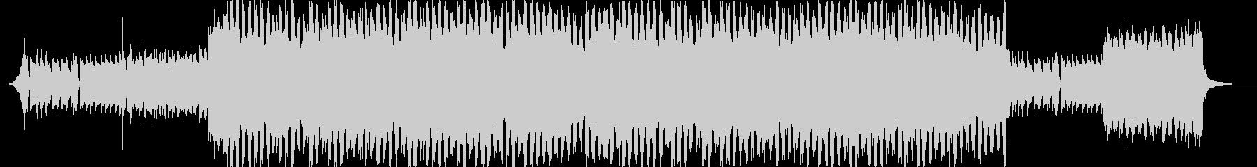 ジャジーなピアノおしゃれポップ4つ打ちbの未再生の波形