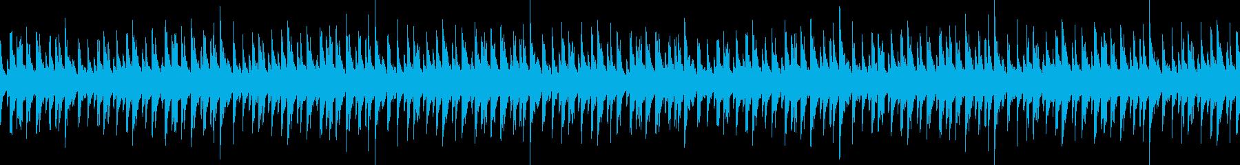 【お化け・妖怪ドロドロ】の再生済みの波形