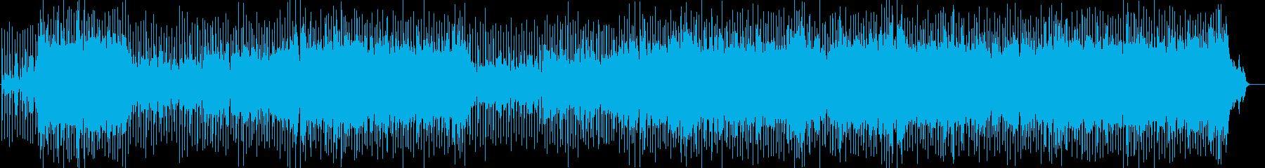 ポップで元気な90年代カントリー系ロックの再生済みの波形