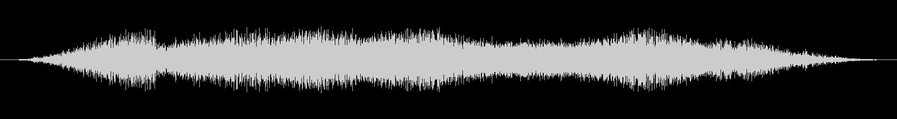 素材 エアボイスカオス01の未再生の波形