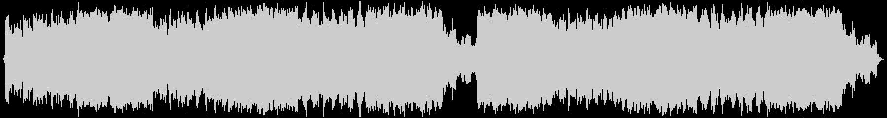 FF風バトル オーケストラ クールBGMの未再生の波形