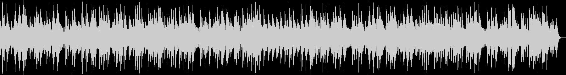 ダニー・ボーイ(オルゴール)の未再生の波形