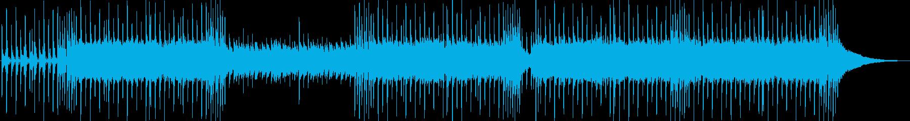 代替ポップロックインストゥルメンタ...の再生済みの波形
