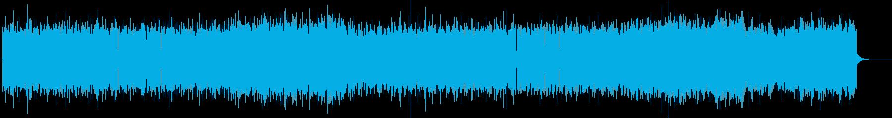 ハードロック・DARKPOWER 299の再生済みの波形