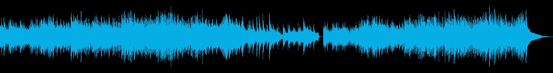 現代的 交響曲 荘厳 電気ピアノ ...の再生済みの波形