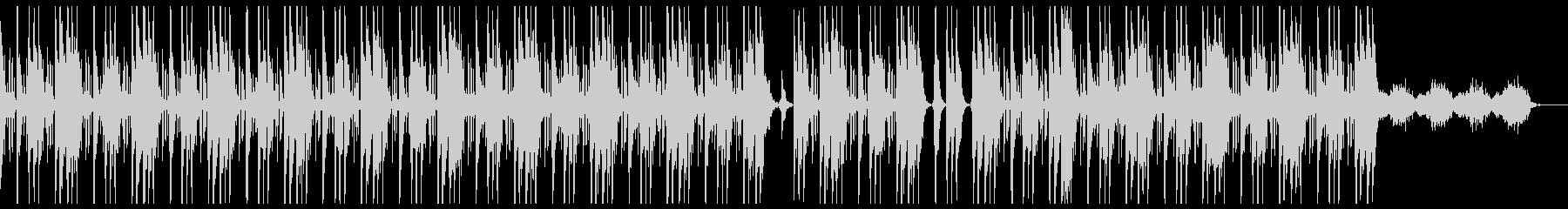 ダーク 洋楽 トラップビート クールの未再生の波形