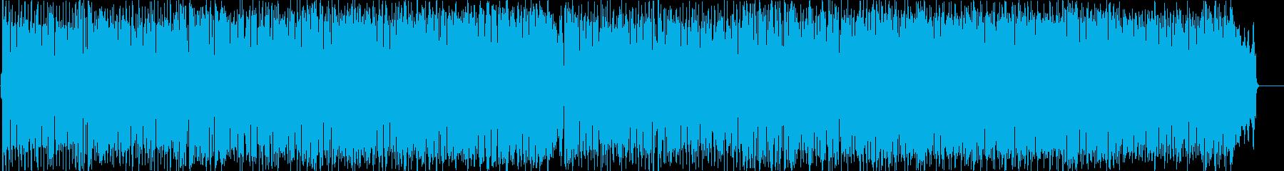 情報 楽しい 軽快 元気 アウトドアの再生済みの波形