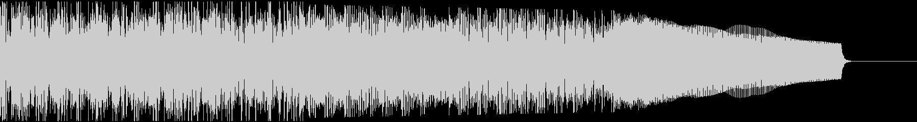 カントリー風ギターイントロ−06Hの未再生の波形