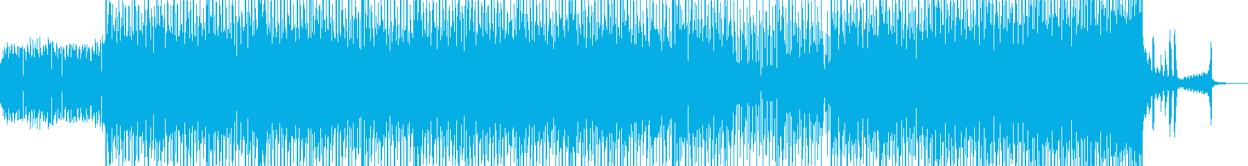 マダムチックなカントリーテクノの再生済みの波形