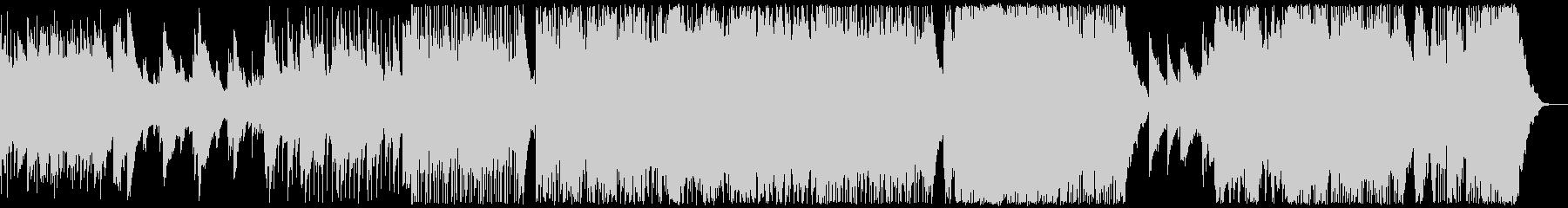 ポップ/ロックインストゥルメンタル...の未再生の波形