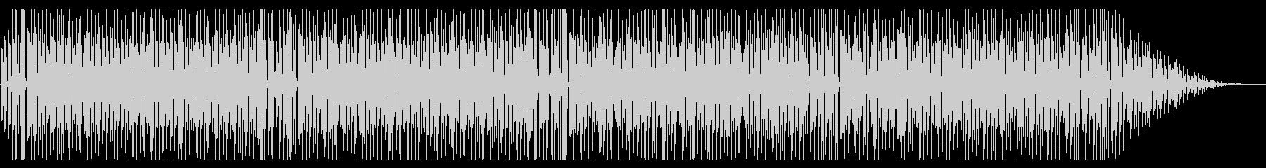 かわいい 軽快 コミカル ほのぼのの未再生の波形