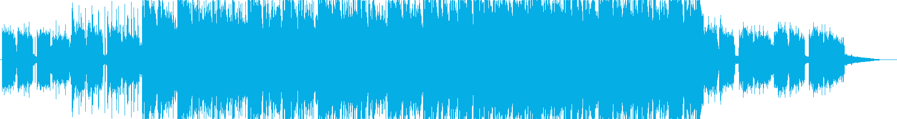 穏やかで優しいエレクトロニカ曲_bの再生済みの波形