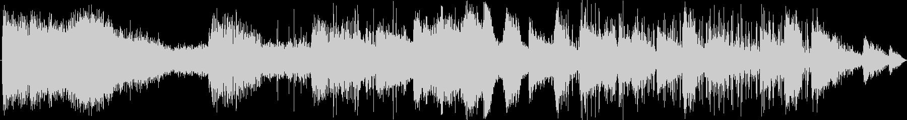 ラジオ制作シーン:オールドウェスト...の未再生の波形