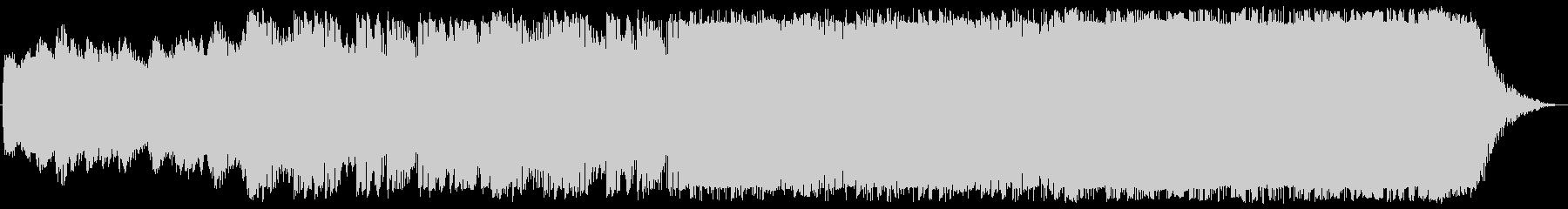 ブレイクビーツ 実験的な ワイルド...の未再生の波形