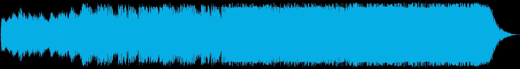 ブレイクビーツ 実験的な ワイルド...の再生済みの波形