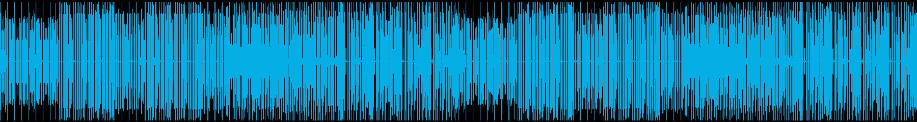 FC風ループ ウォータースライダーの再生済みの波形