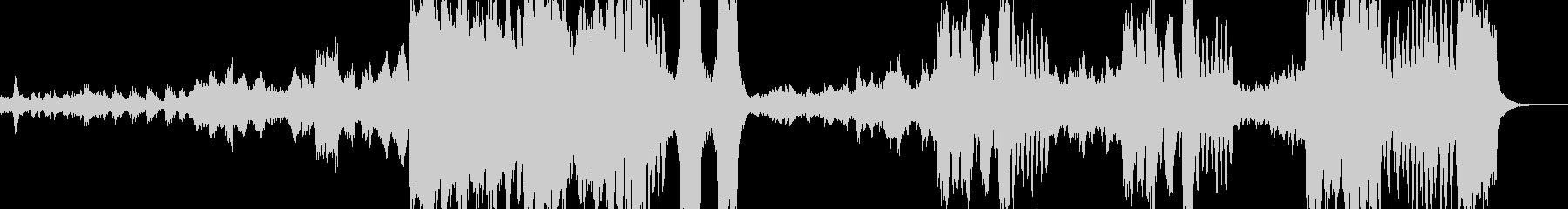 歌劇「魔笛」序曲/モーツァルトの未再生の波形