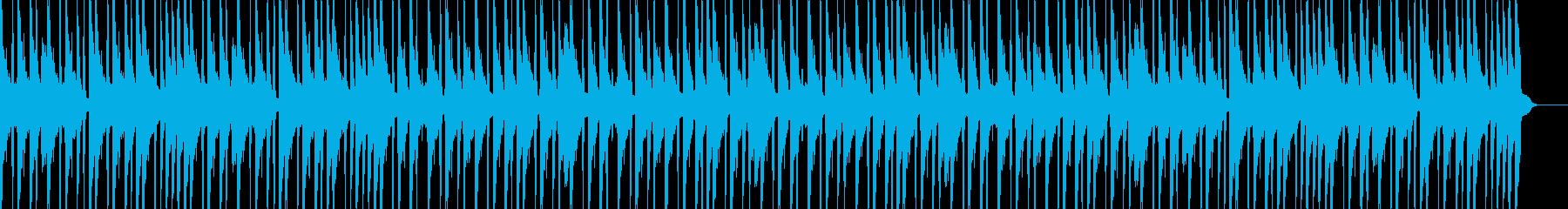 【ヒップホップ】哀愁あるLoFiサウンドの再生済みの波形