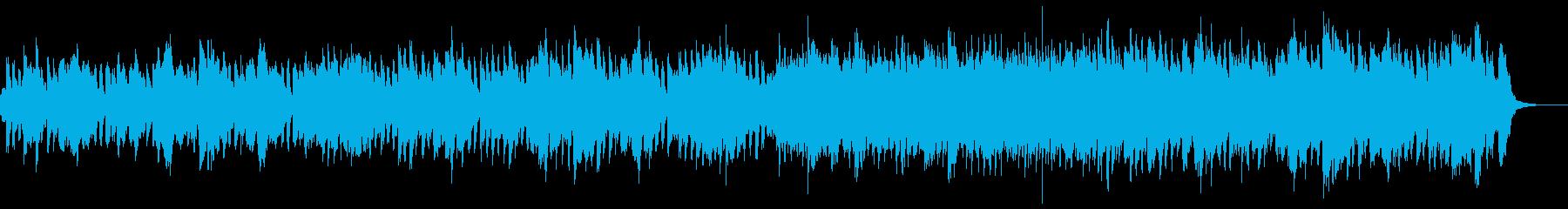 陽気なカントリーフィドルCM軽快疾走感dの再生済みの波形