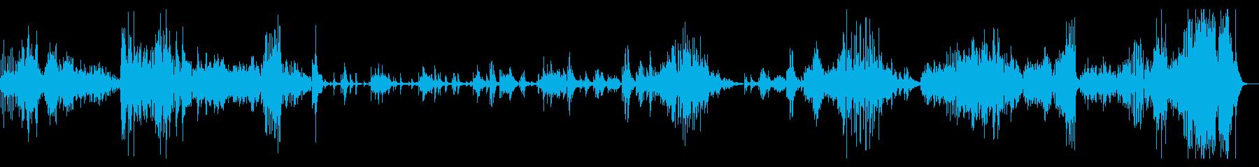 ラヴェル ピアノ組曲 - (鏡)ピエロの再生済みの波形