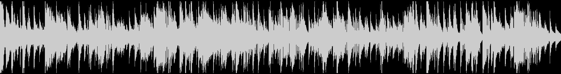 スケベ、セクシーなスロージャズ※ループ版の未再生の波形