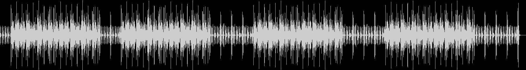 マリンバ ウクレレ 打楽器 ほのぼの日常の未再生の波形