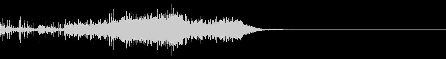 スパーク音-31の未再生の波形