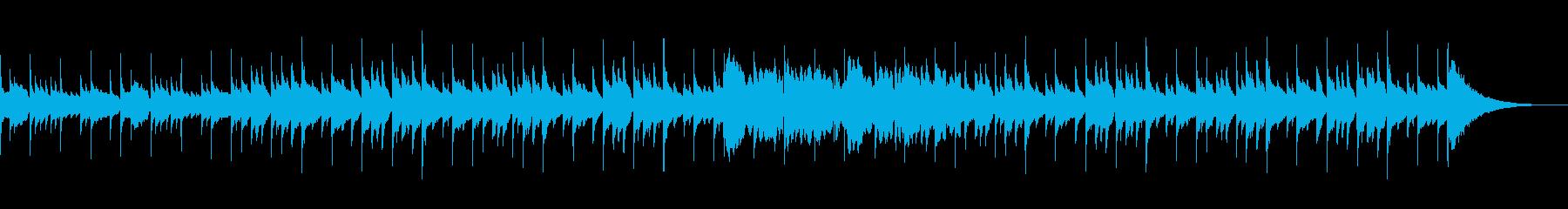 琴とアコギと民俗調の笛で古感を出してますの再生済みの波形