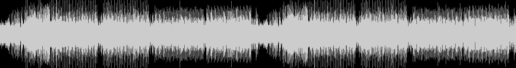 和風・わくわく・三味線・EDMの未再生の波形