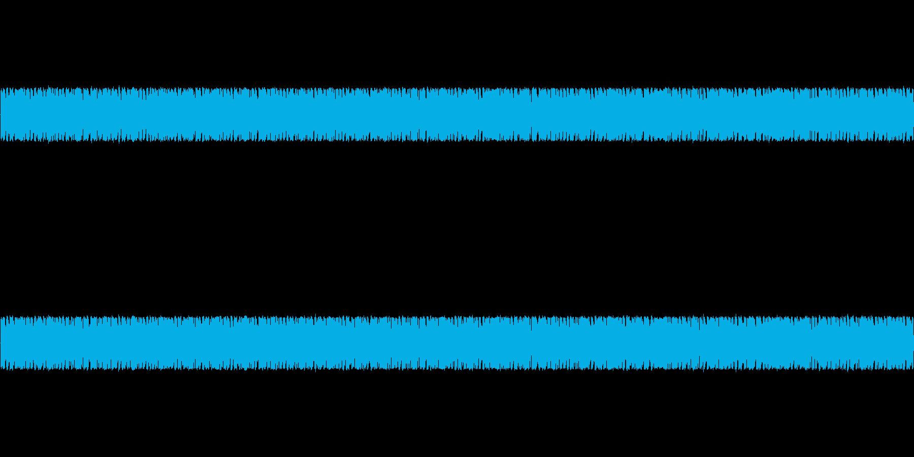 「ループ音源シリーズ」退廃的で近未来的…の再生済みの波形