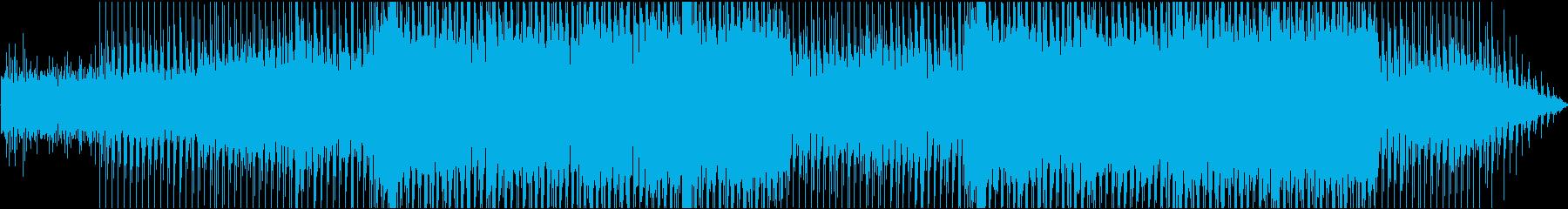 STG一面のボスの再生済みの波形