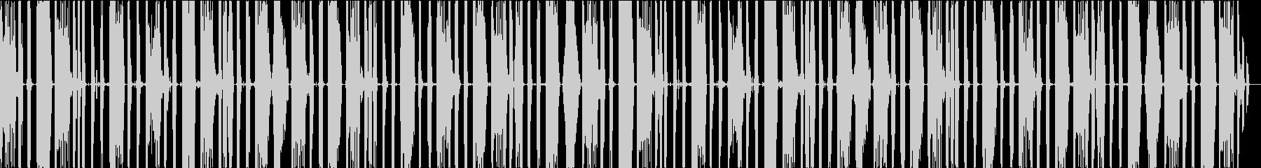 ボイスパーカッション・ビートボックス_3の未再生の波形